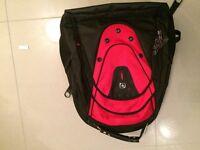 Wenger Ibex black/red Laptop backpack