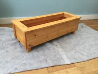 NEW QUALITY WOODEN GARDEN PLANTERS