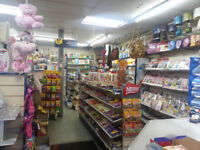 Business for Sale/Leasehold - Busy Newsagent/Shop/Convenience/Hardware Store- Long Lease