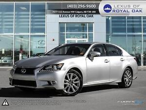 2013 Lexus GS 350 Navigation Package  - Certified - $220.54 B/W