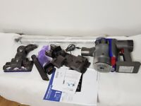 DYSON DC35 BAGLESS CORDLESS HOOVER BOXED