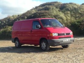 VW T4 2.5 TDI 1999 surf/day van SWB *sold awaiting collection*