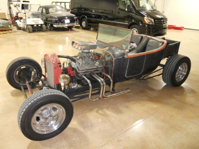 Ford: Model T Roadster 1923 ford model t bucket roadster v 8 project no reserve by gas monkey garage