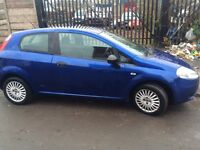 Fiat GRANDE PUNTO for sale, 2008, Good Condition, tidy and drives well, quick sale
