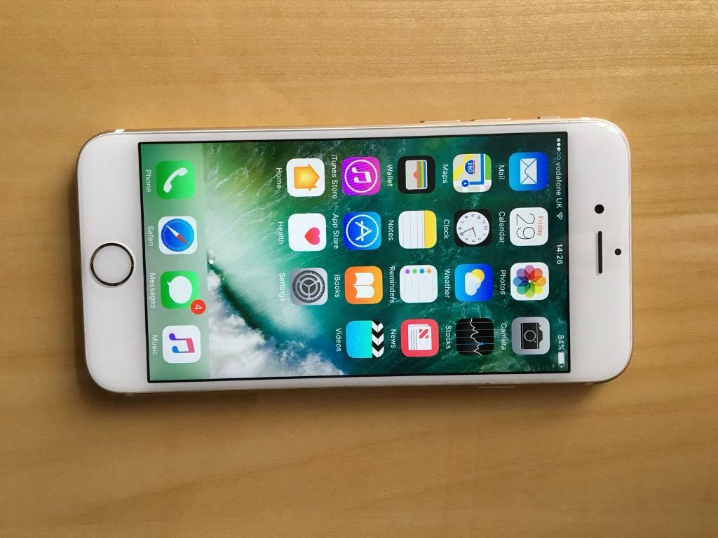 iPhone 6S Vodafone / Lebara 16GB Gold Very Good Condition