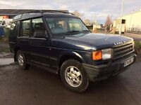 Land Rover Discovery 1 300TDi 7 Seats