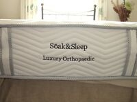 Soak & Sleep double mattress