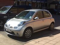 PRICE REDUCED!! MUST SEE!! NISSAN MICRA HATCHBACK TEKNA 1.4 2009 5 DOORS - ONLY £2799