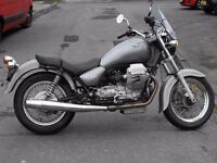 Moto Guzzi California 1100 PX any bike and delivery possible