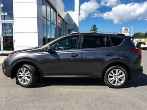 2015 Toyota RAV4 LIMITED+TECHNOLOGY PKG!