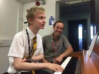 Piano Teacher - Lessons for ALL ages