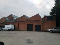 COMMERCIAL UNIT AVAILABLE FOR PARKING/STORAGE| BIRMINGHAM B18