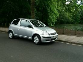 TOYOTA YARIS 1.0L T3 AUTOMATIC ONLY 39000WARRANTED MILES MOT TILL 01/06/2018 EXCELLENT CONDITION