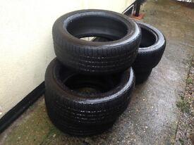 Tyres - X5 R18 245 / 45