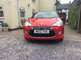 **BARGAIN REDUCE PRICE**Citreon ds3 1.6vti