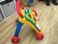 Baby walker very good condition