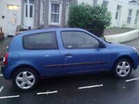 1.2 Renault Clio for Parts