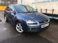 05 plate - Ford focus 1.6 petrol - 10 months mot - 3 former keepers - strong service history