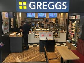 Greggs in SW20 recruiting now
