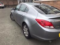 INSIGNIA - SATNAV/FULL SERVICE HISTORY/EXCELLENT OFFER