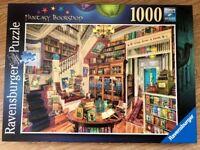 1000 piece book shop puzzle