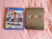 F1 2016 PS4 Used