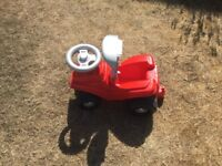 Child's Tractor Sit On Toy.