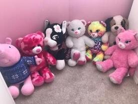 Build a bears all great condition