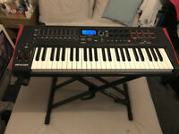 Novation Impulse 49 Midi Keyboard with Stand