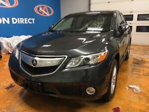 2015 Acura RDX AWD/ LEATHER/ POWER SUNROOF/BACK-UP CAM!