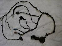 Fiat Punto 3 door drivers side full wireing harness
