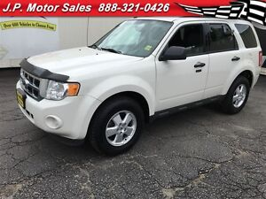 2011 Ford Escape XLT, Manual, Sunroof, Heated Seats