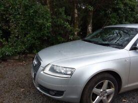 REDUCED AUDI A6 2.7Tdi 2006 DIESEL AUTO QUATTRO SWAP EXCHANGE