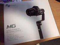 Feiyu Tech MG 3 Axis Gimbal for Mirrorless
