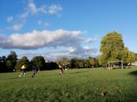Brockwell Park FOOTBALL Games | south london