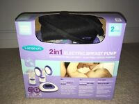 Lansinoh Electric Double Breast Pump