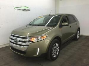 2013 Ford Edge SEL LUXURY WITH ALL THE BEST OPTIONS