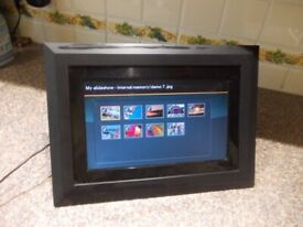 Kodak easy share digital picture frame very good condition