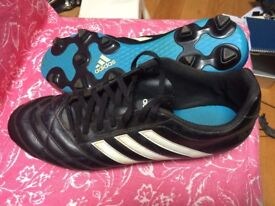 Adidas Football Shoes size 10.5 UK mens (only worn a few times)