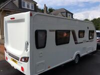 Swift Challenger Sport 564 2013 as new. £11800