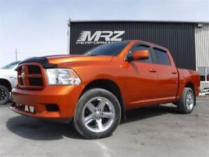 2010 Dodge Ram 1500 Sport - Crewcab - Mags 20'' - Exhaust - Ball