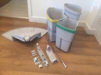 Pull out Kitchen bin -by Wren