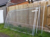 Free Herras Fence Panels and Supports