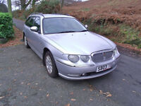 ROVER 75 CONNOISSEUR SE T ESTATE 1.8 TURBO 2003