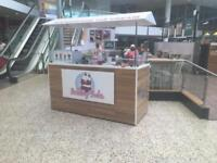 Rolled ice cream business for Sale