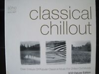 Classical Chillout CD box set