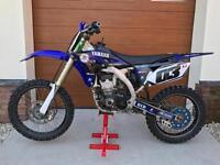 2011 Yzf250