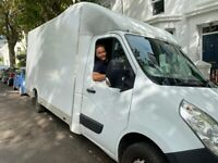 Friendly, hardworking and reliable Van man with large Luton Van!