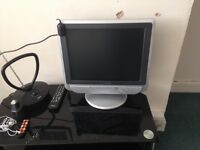 "Hi I'm selling 15""LCD TVs with cd"
