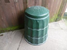 Compost Bin Green Enviroment Eco Round Delivery Available